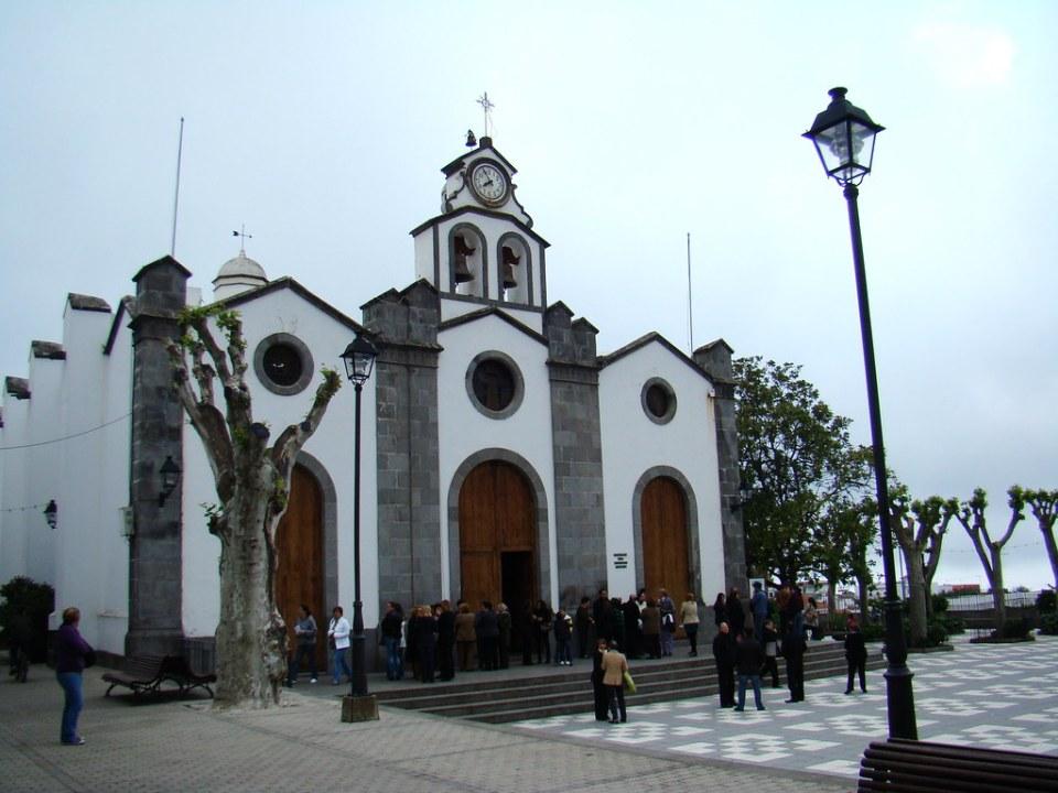 Iglesia de San Vicente Ferrer Valleseco isla de Gran Canaria 29