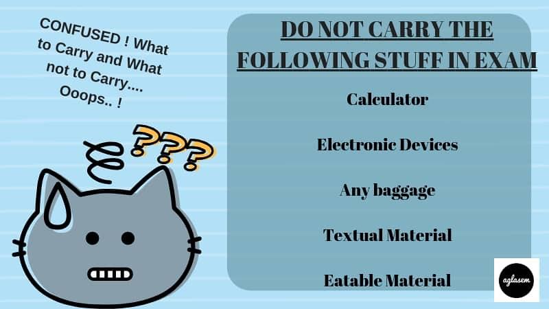 GPSTR 2019 - Do not carry the stuff