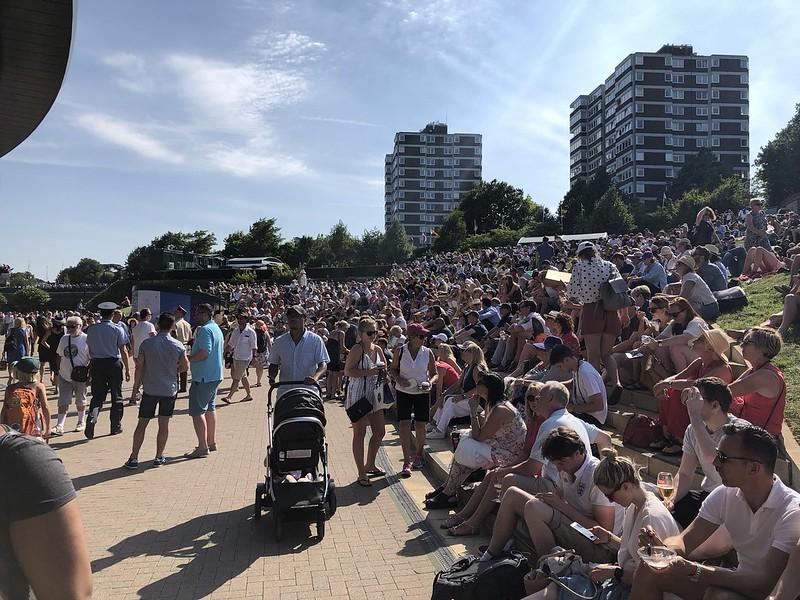 Wimbledon 2018 - Day 2