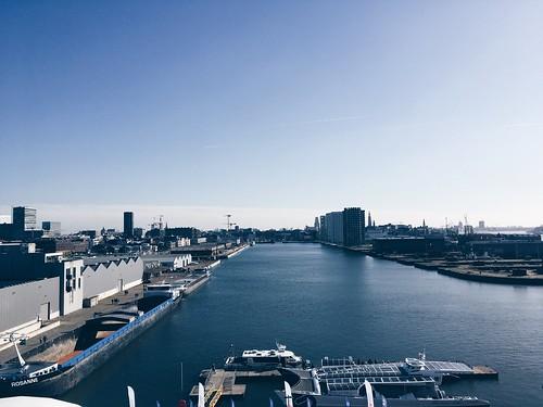 Port House  | Zaha Hadid