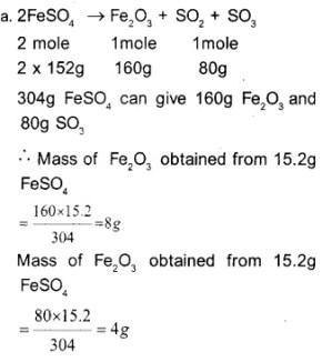 Plus One Chemistry Chapter Wise Questions and Answers Chapter 1 Some Basic Concepts of Chemistry 41