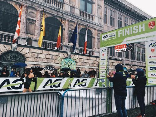 Antwerp 10 Miles & Marathon 2019