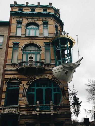 Zuremborg y 't Zuid | Art Nouveau en Amberes