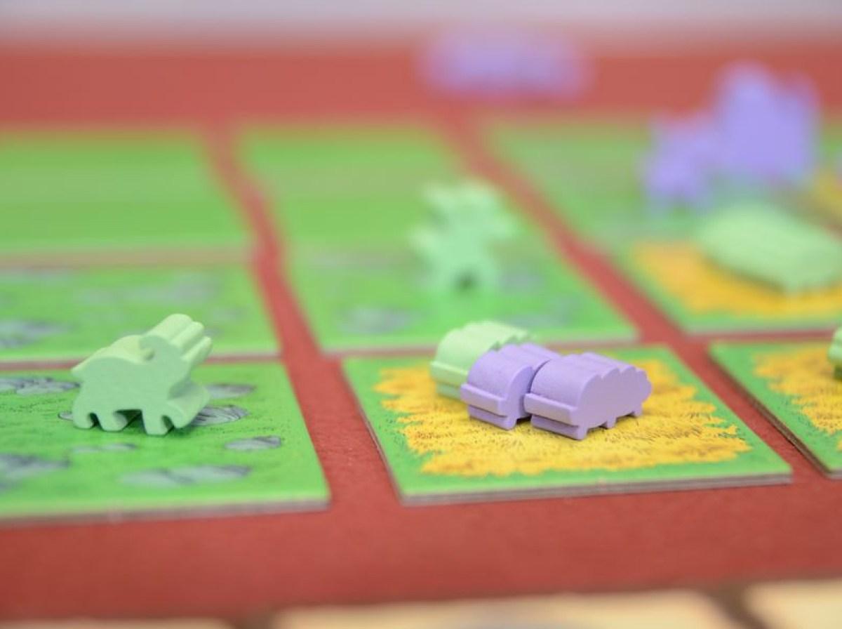 Silk juego de mesa
