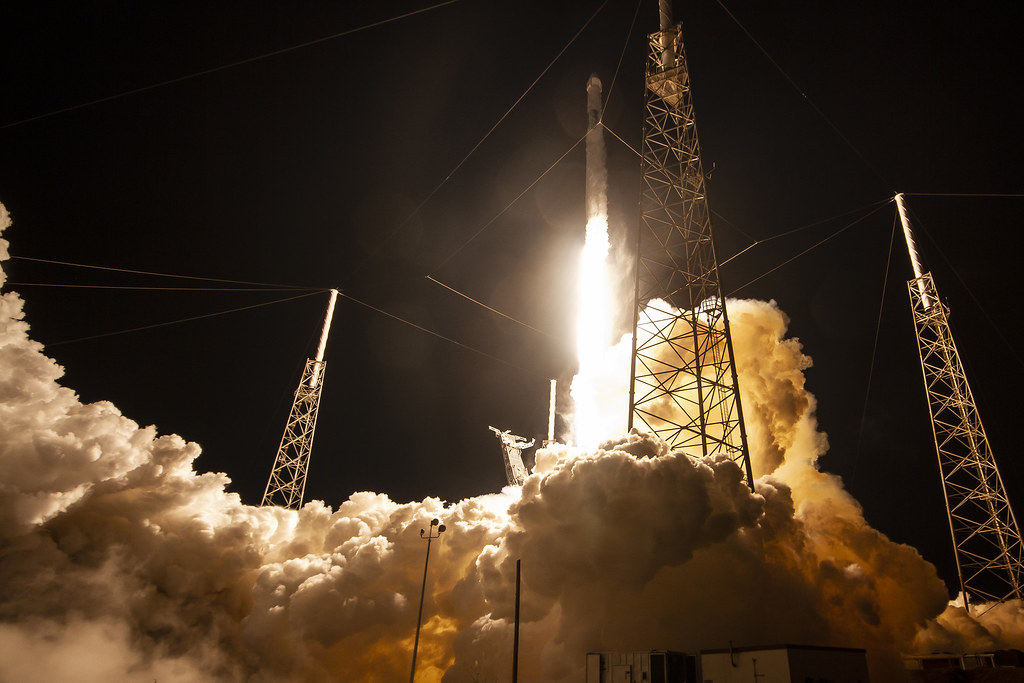 CRS-17 Mission