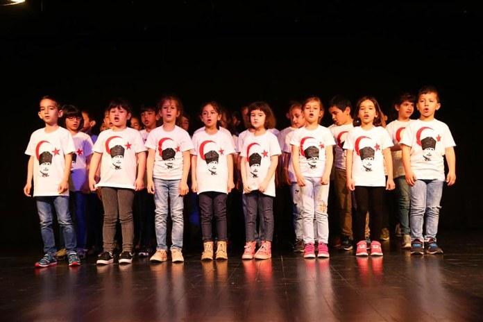 Uluslararası Çocuk Festivsali başladı