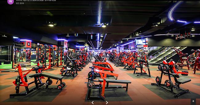 【臺中健身房】-World Gym世界健身俱樂部 @ 吾愛sky的異想世界~ :: 痞客邦