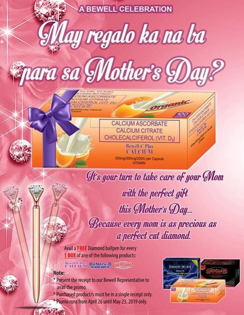 BewellC-Plus-Calcium-Mothers-Day