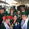 UH Manoa Office of Public Health Studies Soon-to-be graduates for the bachelors in public health degree are graduation ready at the University of Hawaii at Manoa spring 2019 commencement ceremony on May 11, 2019.