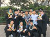 Honolulu Community College celebrated spring 2018 commencement on Friday, May 10, 2018 at the Waikiki Shell. Honolulu CC graduates from the Electrical Installation and Maintenance Technology program