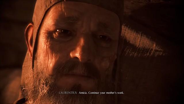 Innocence d'un conte de peste - Laurentius