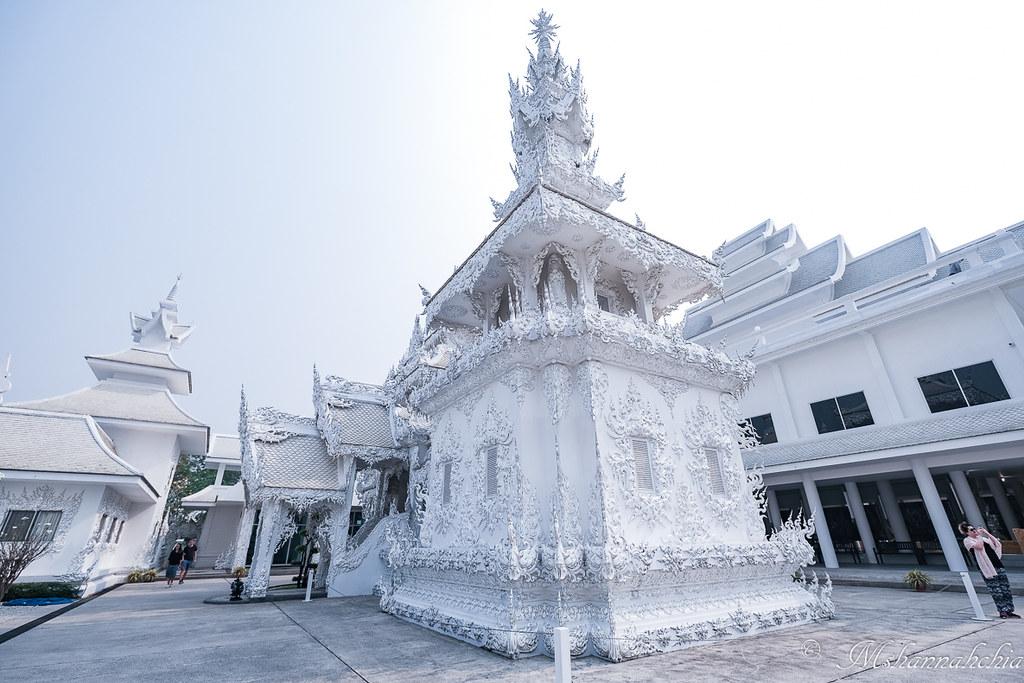 Chiang Rai Wat Rong Khun-63