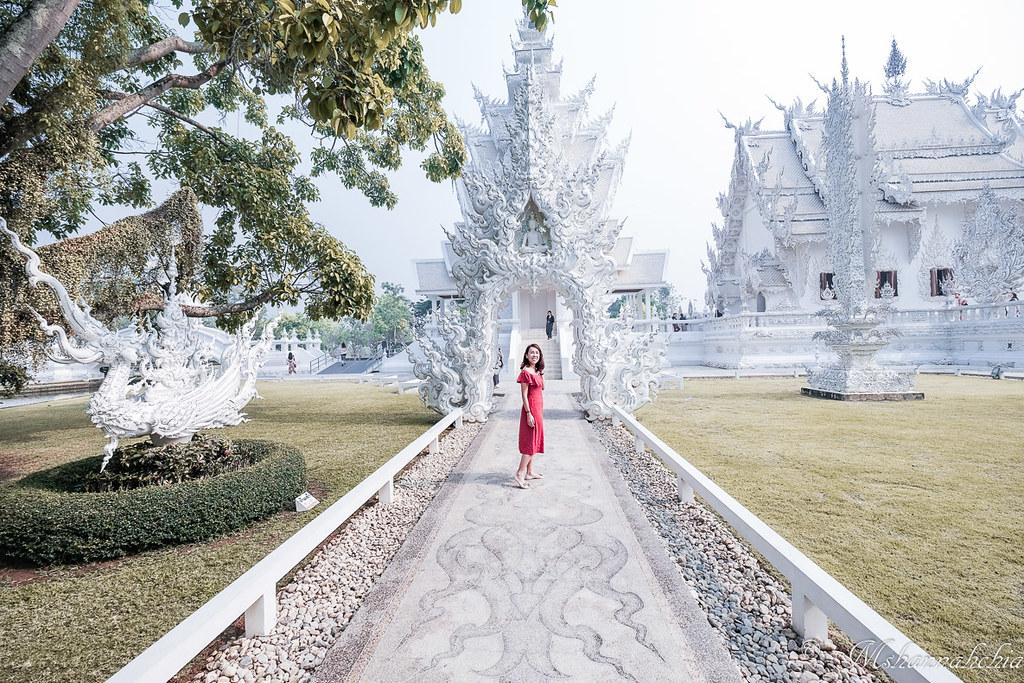 Chiang Rai Wat Rong Khun-61