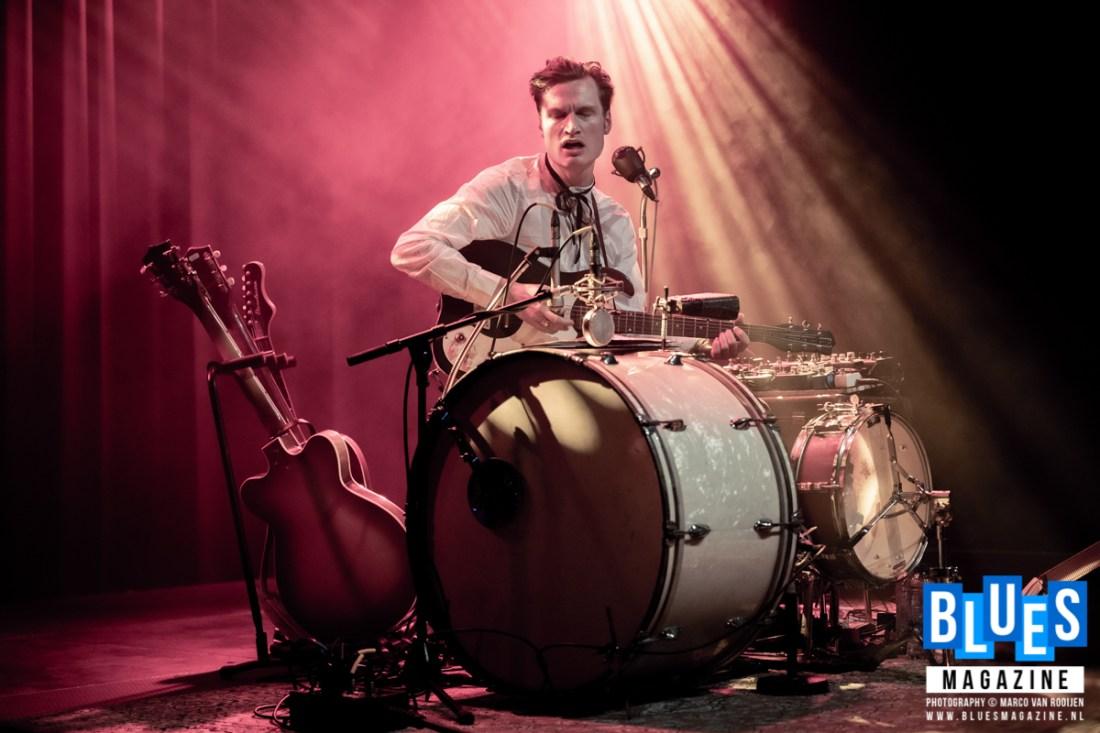 Bror Gunnar Jansson @ Rhythm & Blues Night 2019