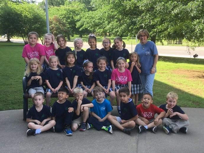 Kindergarten Field Trip