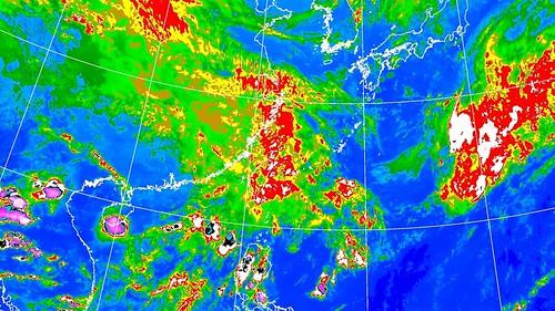 天氣,梅雨,氣溫,台灣,降雨機率,雷雨,空氣品質,