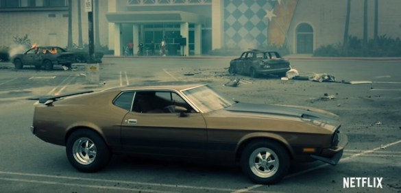 Netflix's Rim of the World - Mustang Mach 10