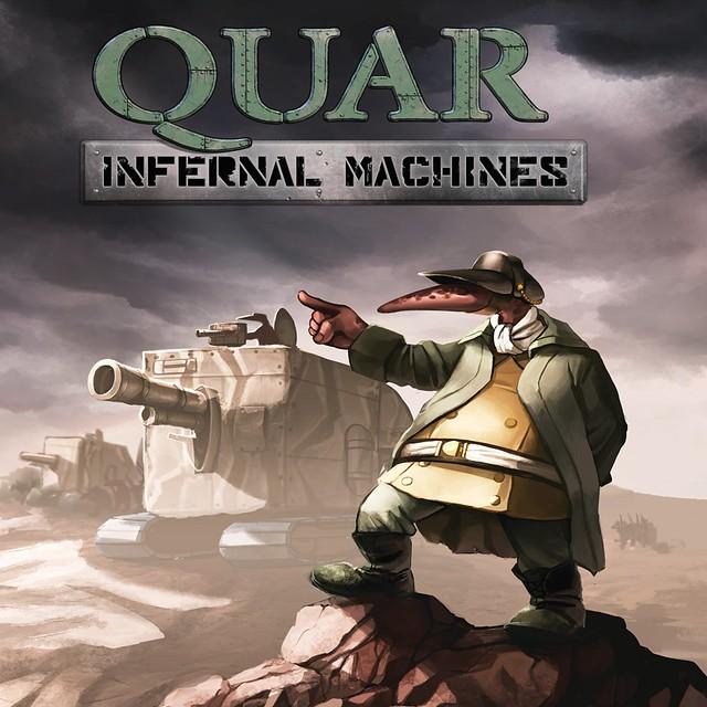 Quar: Infernal Machines