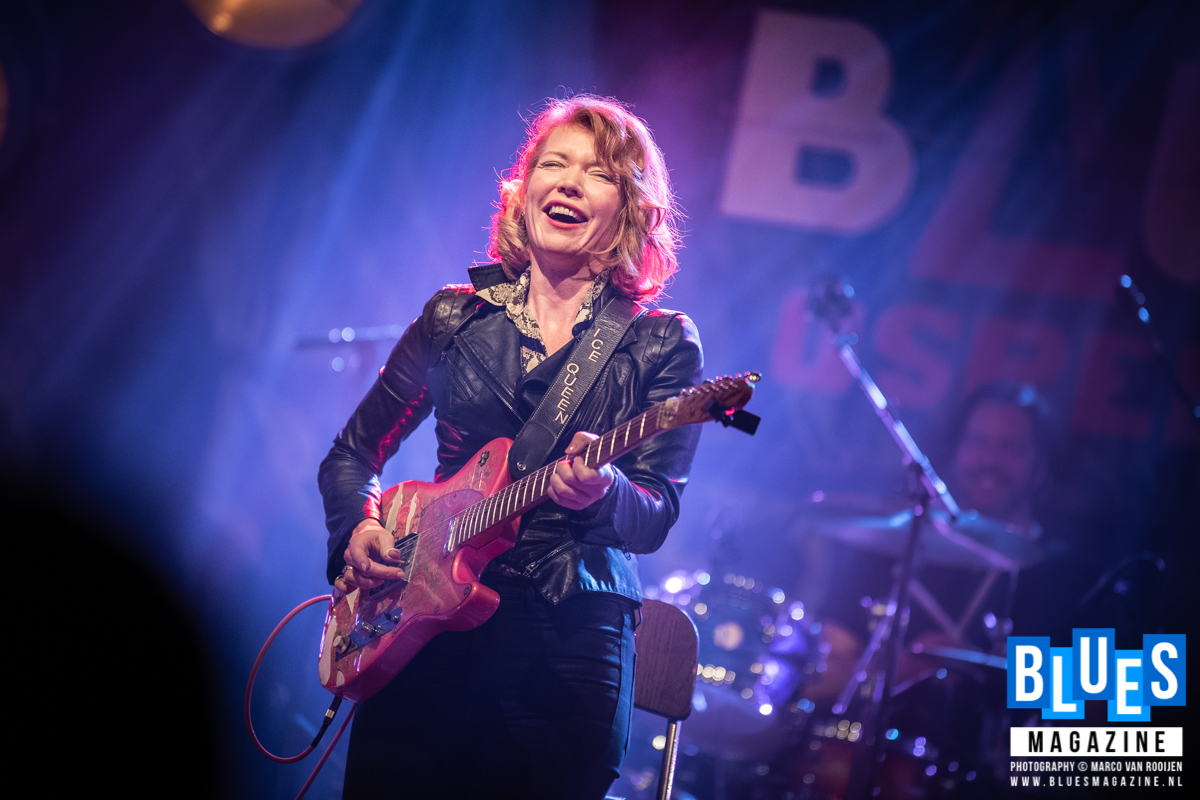 Sue Foley @ Moulin Blues 2019