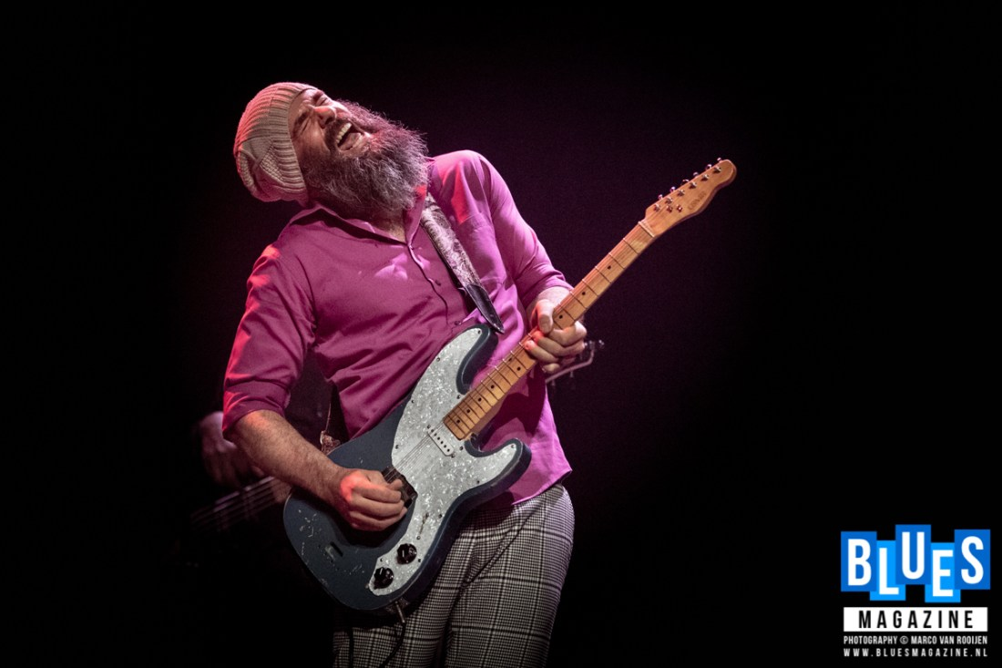 Lucky Peterson @ Rhythm & Blues Night 2019