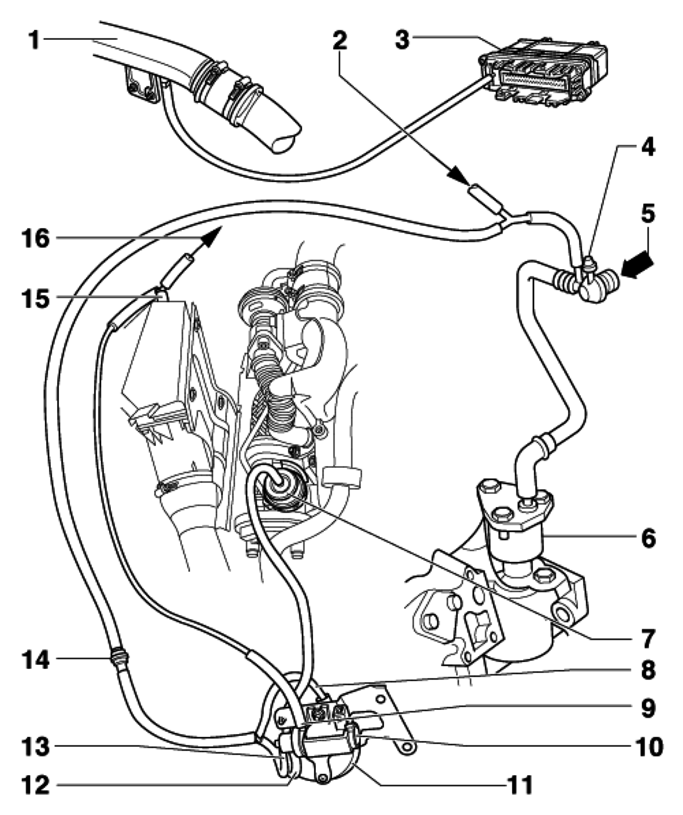 Audi A3 2 0t Engine Diagram