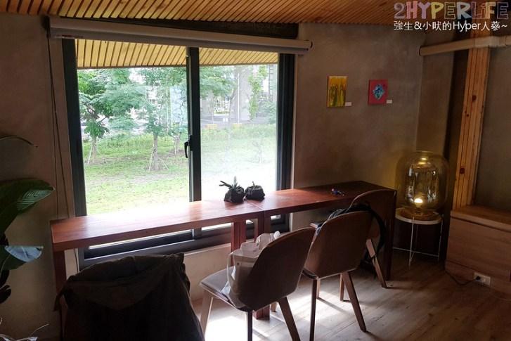 47071552284 b89d4e9f77 c - 潭子車站正後方的茶飲老屋,氛圍超放鬆~外型圓滾滾的丸燒鬆餅可愛也好吃!