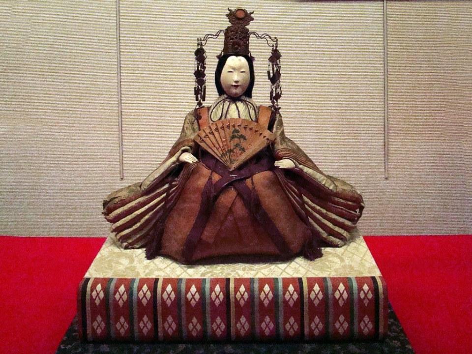 Museo Edo Estatuillas Tokio Japon 07