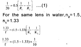 Plus Two Physics Chapter Wise Previous Questions Chapter 9 Ray Optics and Optical Instruments 16