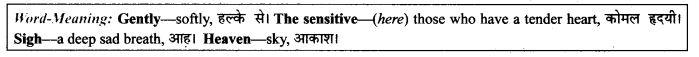 NCERT Solutions for Class 9 English Literature Chapter 12 Song of the Rain 6