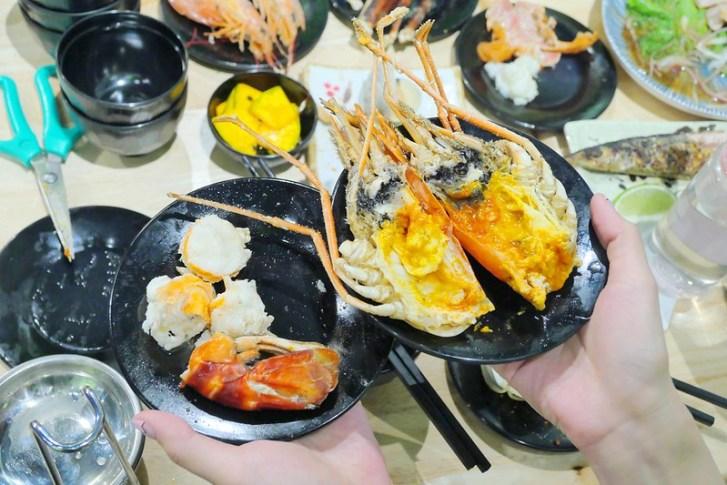 47615243922 fcff2b3933 c - 熱血採訪│十八魂手串燒烤,母親節限定豪邁痛風鍋 斯里蘭卡巨蝦+7種海鮮!串燒50元起便宜又好吃