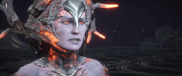 Mortal Kombat 11 - Das Opfer von Cetrion
