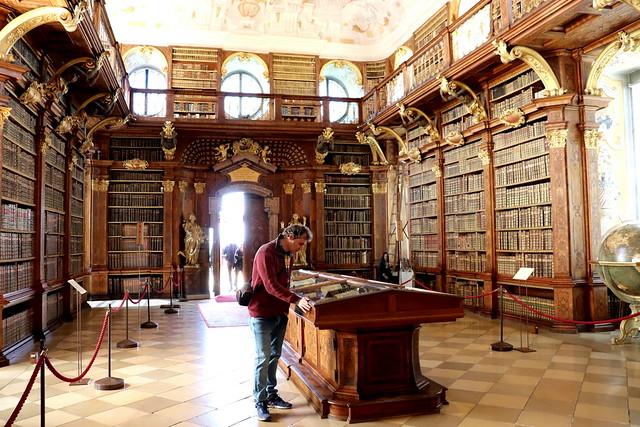 Biblioteca Abadía de Melk