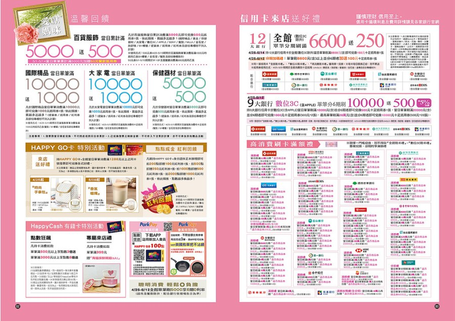 [購物]桃園遠東百貨|母親節優惠活動滿5000贈500~跟著VIVI一起去逛街 @VIVIYU小世界