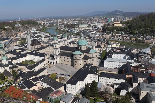 Que ver en Salzburgo