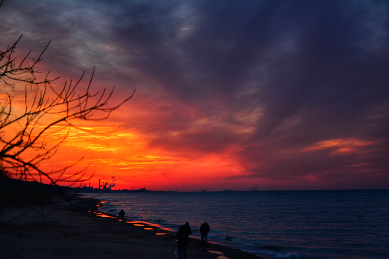 Central Beach, Indiana Dunes National Lakeshore