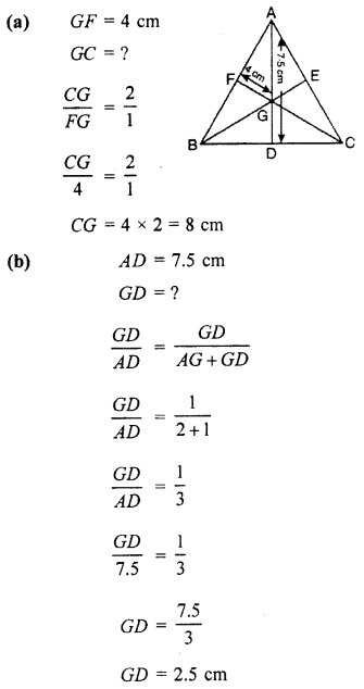 RBSE Solutions for Class 10 Maths Chapter 10 Locus Q.7