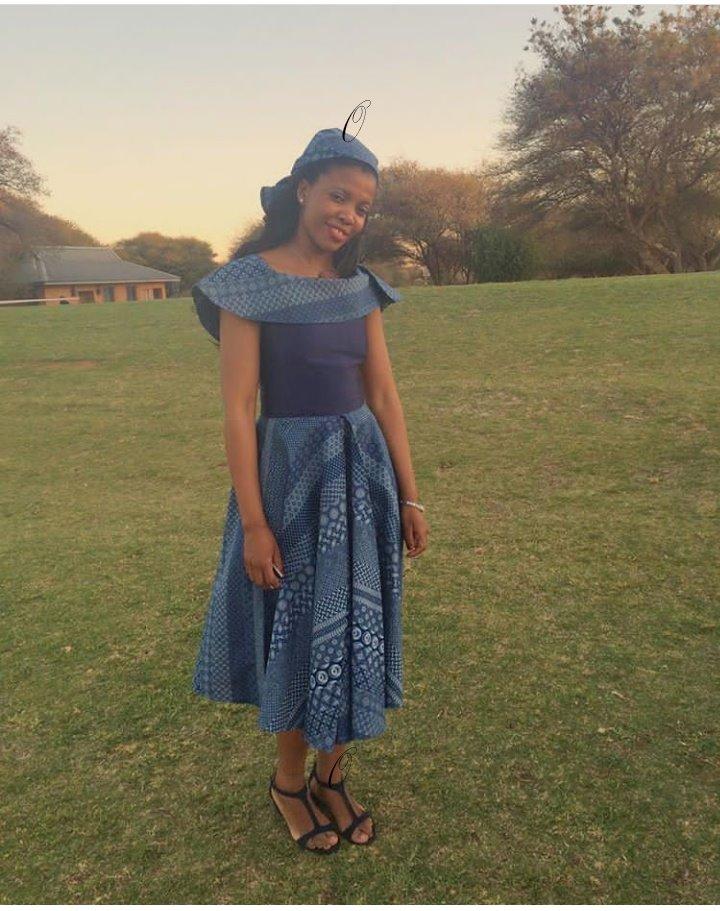 ELEGANT SHWESHWE DRESSES 2019