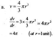 Plus Two Maths Chapter Wise Previous Questions Chapter 6 Application of Derivatives 1
