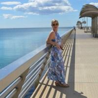 Beauty 'n Fashion: Multi-coloured summer dress