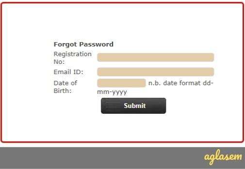 Tripura TET Admit Card 2019 Forgot Password
