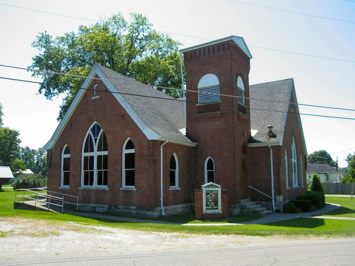 Vallonia United Methodist Church