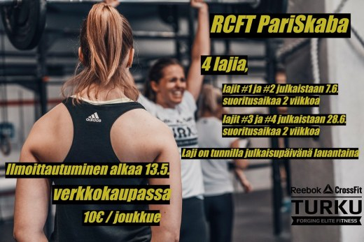 RCFT PariSkaba 2019