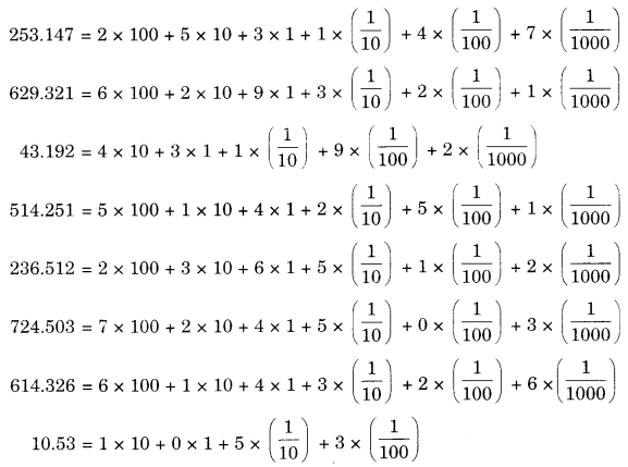 Fractions and Decimals Class 7 Notes Maths Chapter 2 25
