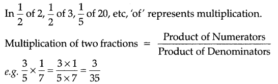 Fractions and Decimals Class 7 Notes Maths Chapter 2 8