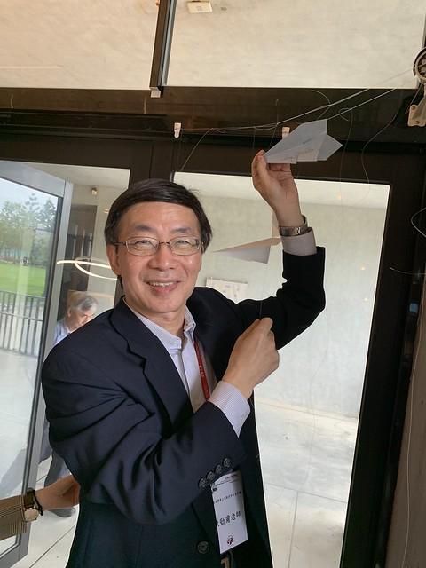 元智大學國際處處長陳勁甫