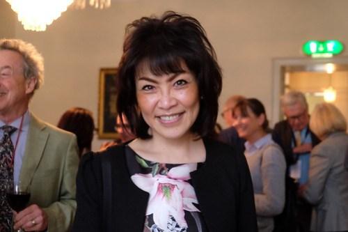 Noriko Ogawa, Hamamatsu Int. Piano Comp