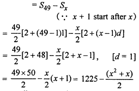 RBSE Solutions for Class 10 Maths Chapter 5 Arithmetic Progression Q.15.2