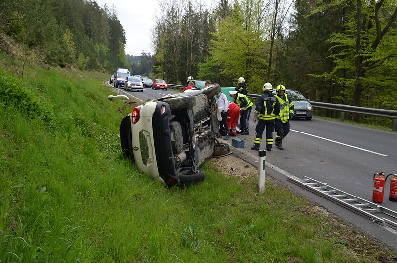 20190504 Verkehrsunfall B126