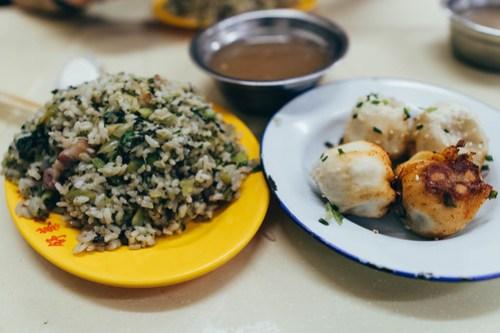 Shu Cai Sheng Jian Cai Fan(舒蔡記生煎菜飯), Shanghai
