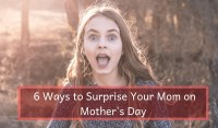 mothers day surprises